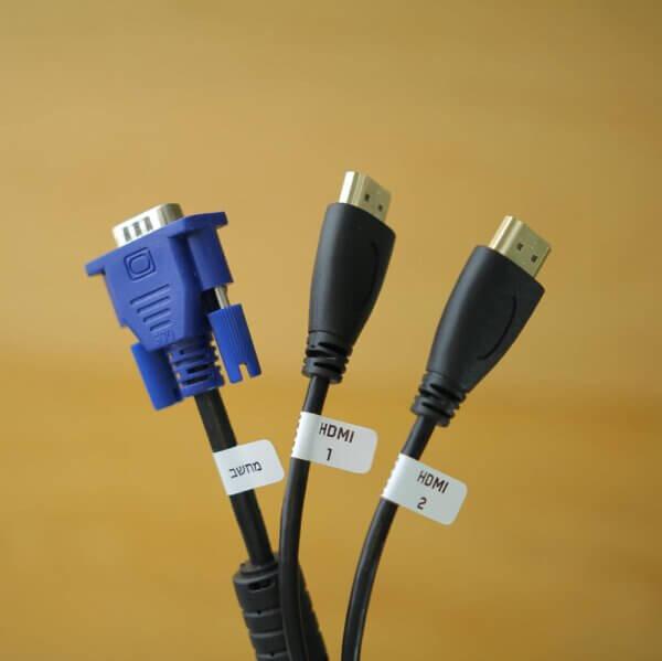 כבלים סימון כבלים