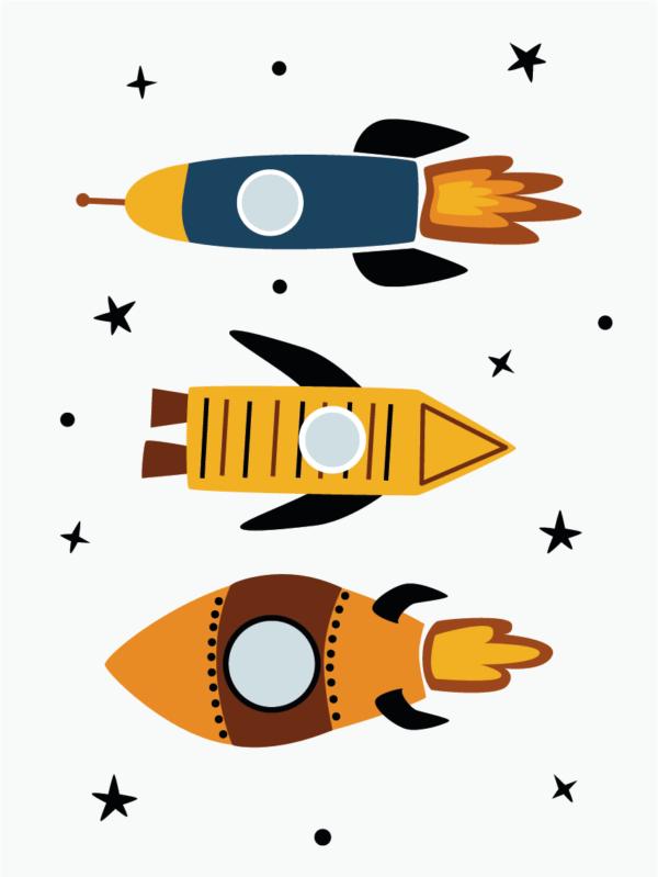 שלישיית טילים